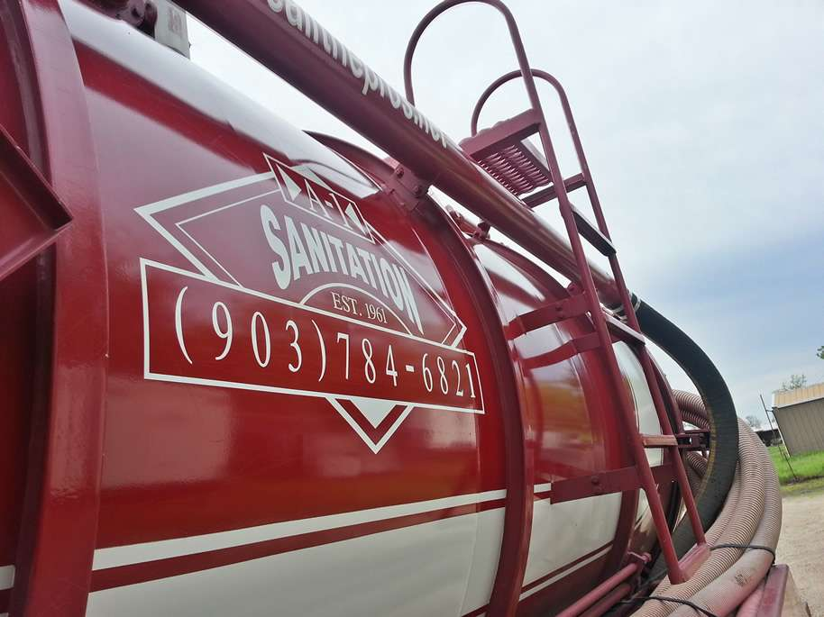 3000 gallon truck