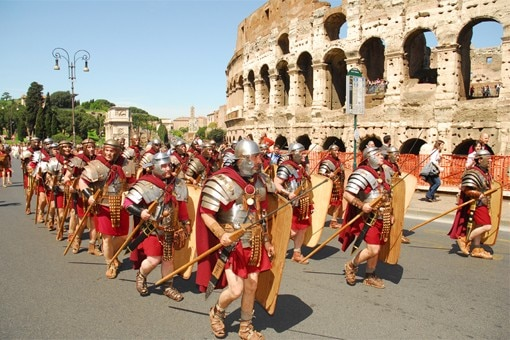 Spring Holidays In Rome Travel Guide