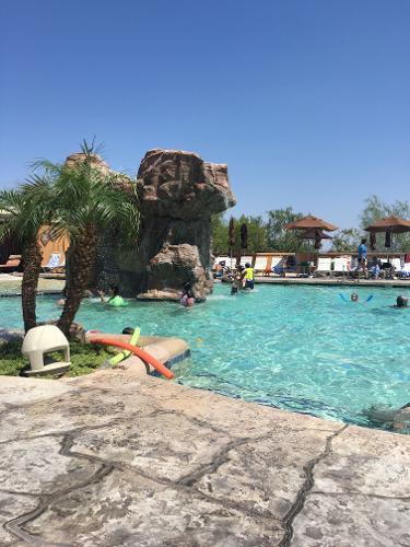 Ballroom Hilton Cliffs Resort Grande Tapatio Pointe