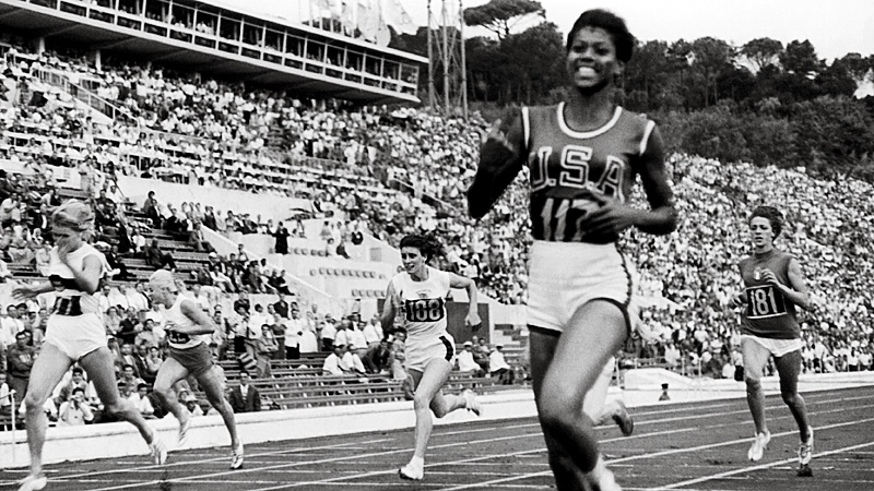 Finding Wonder Woman In Wilma Rudolph Black History Month