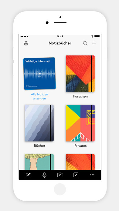 Notebook - Take Notes, Sync across devices Screenshot
