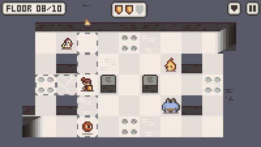 Microgue Screenshot