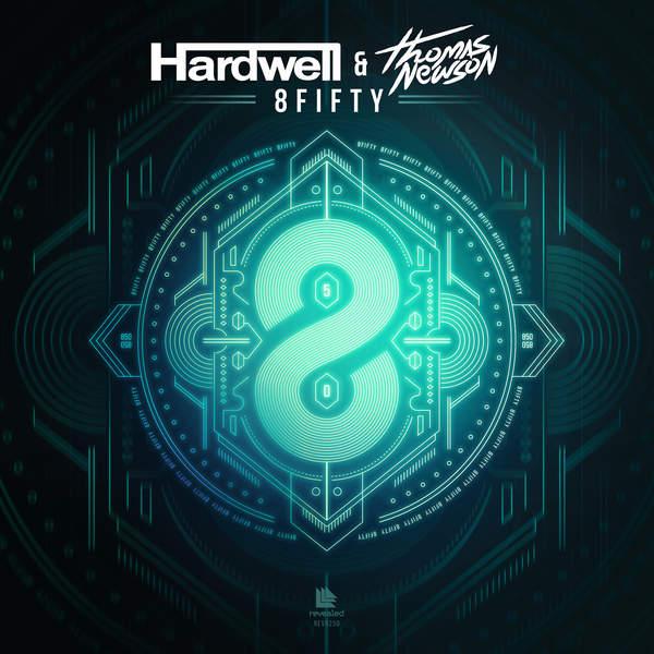 Hardwell & Thomas Newson - 8Fifty - Single [iTunes Plus AAC M4A] (2016)