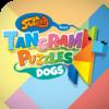 Swipea Kids Apps - Swipea Tangram Puzzles: Dogs artwork