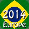 LM Solutions - Brazil 2014 Qualify Europe artwork