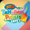 Swipea Kids Apps - Swipea Tangram Puzzles: Cats 2 artwork