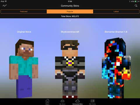 Minecraft Skin Studio Encore Official Skins Creator For