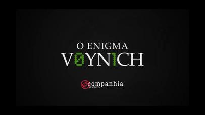 Screenshot do app O Enigma Voynich