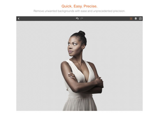 Exacto - Photo Cut | Photo Editor Screenshot
