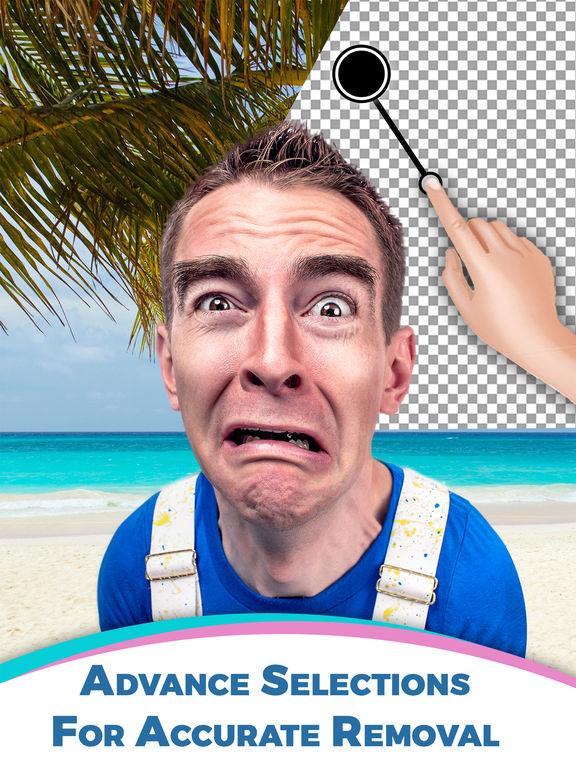 PicEraser - Editor to Erase Photo Background Pro iPad