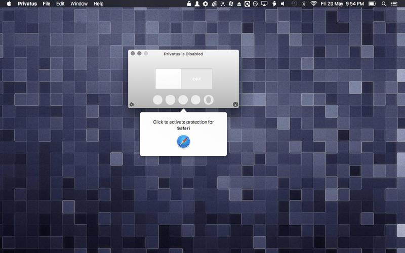 Privatus for Mac 5.0.5 激活版 – 浏览会话后自动清除个人隐私