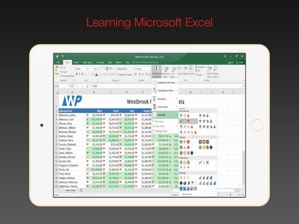 App Shopper Videos Tutorial For Microsoft Excel Excel