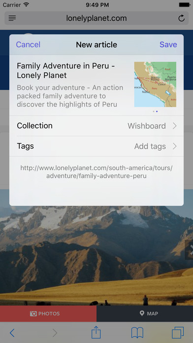 Raindrop.io — Избранное всегда под рукой Screenshot