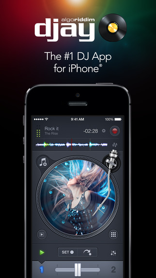 djay 2 for iPhone IPA