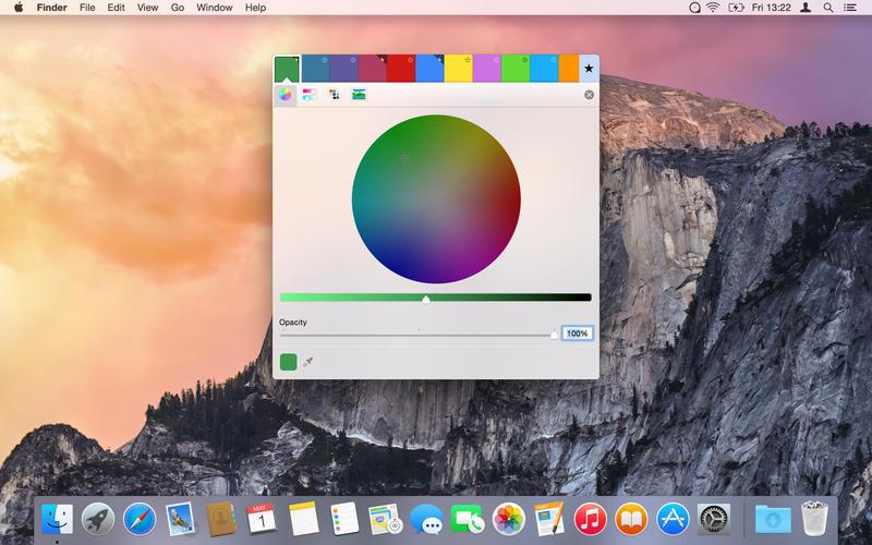 ColorSnapper 2 1.6.4 Mac 破解版 - 优秀的屏幕取色工具