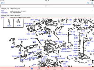 App Shopper: Toyota Parts Diagram & VIN (Catalogs)
