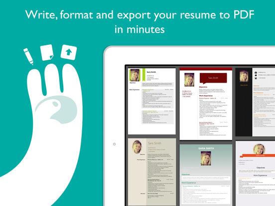Best buy resume app detector