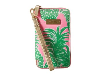 Lilly Pulitzer Tiki Palm iPhone 6 Case with the color of the summer parakeet green