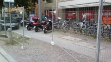 fahrradkessel eingang