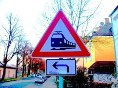 eisenbahnen abbiegen