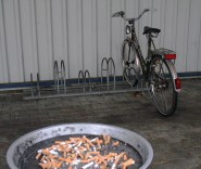 raucher fahrrad