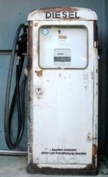 Zapfsäule diesel