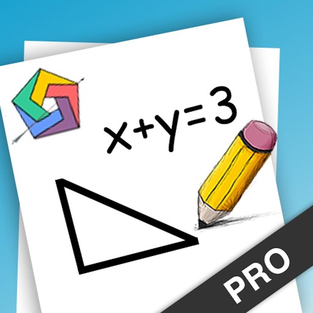 Trigonometry Pro By Math Pentagon Llc