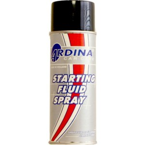 STARTING FLUID SPRAY Starta aerosols