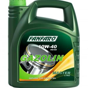 FanFaro GAZOLIN  10W40 5 L