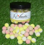 70/30 Washed Out Pink and Yellow Banoffee Wafters