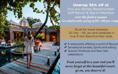 Mauritius Luxury Deal for Couples