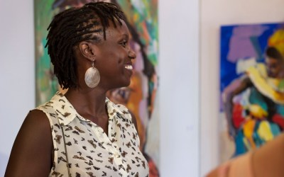 Introducing Arts to End Slavery