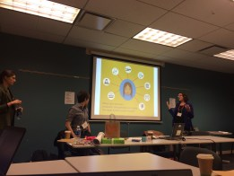 Associate Director of Field Research Erika Rickard and Margaret Hagan, Director of the Legal Design Lab at Stanford, led a workshop on creating user-experience-centered self-help materials for pro se litigants.