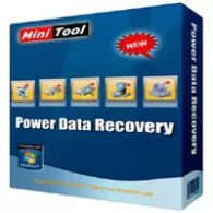 MiniTool Power Data Recovery 6.8 key & Setup Download