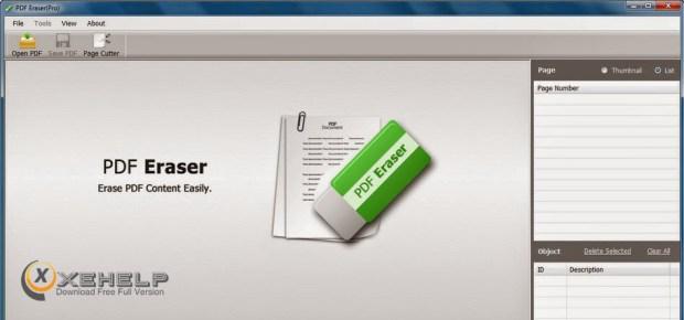 PDF Eraser Pro key