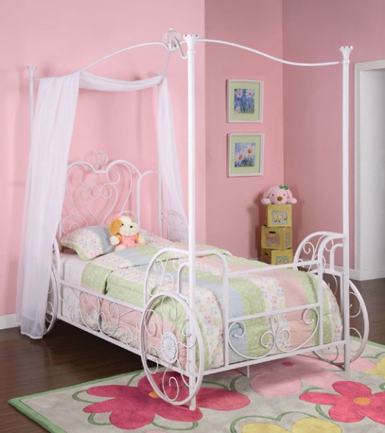 powell princess bed
