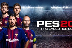 Pro Evolution Soccer 2018 Crack + Torrent Full Free Download