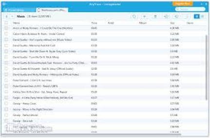AnyTrans 6 Crack + License Code (Mac + Win) Full Free Download