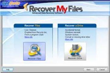 Recover My Files 6.1.2.2479 Crack + Serial Key Full Free Download