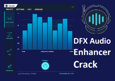 DFX Audio Enhancer 13.025 Crack Plus Keygen Full Version Download