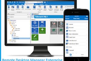 Remote Desktop Manager Enterprise 14.0.3.0 Keygen