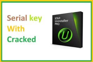 IObit Uninstaller Pro 8.2.0.14 Serial Key With Crack Download