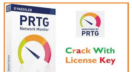 PRTG Network Monitor 18.4.46.1754 Crack With License Key