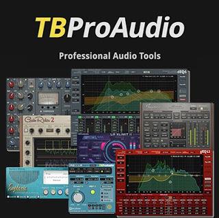 TBProAudio Bundle 2018.11.2 Crack Free Download