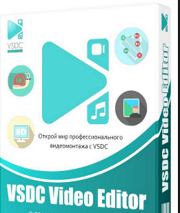 VSDC Video Editor 6.1.1.898 Crack With Free Download