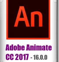 Adobe Animate CC 2017 (16.0.0) FULL + Crack Mac OS X