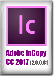 Adobe InCopy CC 2017 (12.0.0.81) FULL + Crack Mac OS X