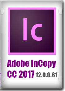 Adobe InCopy CC 2017 (12.0.0.81) FULL + Crack Mac OS X