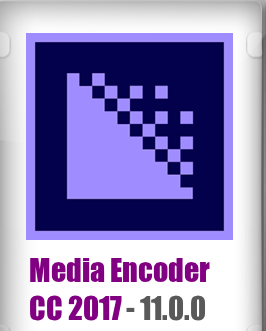 Adobe Media Encoder CC 2017 (11.0.0) FULL + Crack Mac OS X [963 MB]