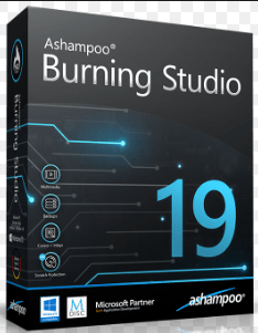 Ashampoo Burning Studio 20 Crack With License Key